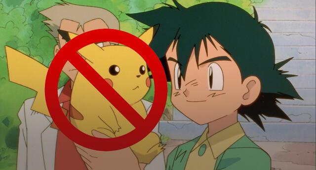 Pokémon: Descubre al compañero original de Ash en la serie y no es Pikachu