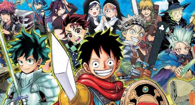 Jump Festa 2021: Todo lo que se viene para el evento más importante del mundo del manga