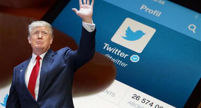 Filtran la contraseña de Twitter de Donald Trump.