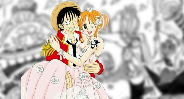 One Piece celebra una boda en su último capítulo ¡Se casaron estos 2 queridos personajes!