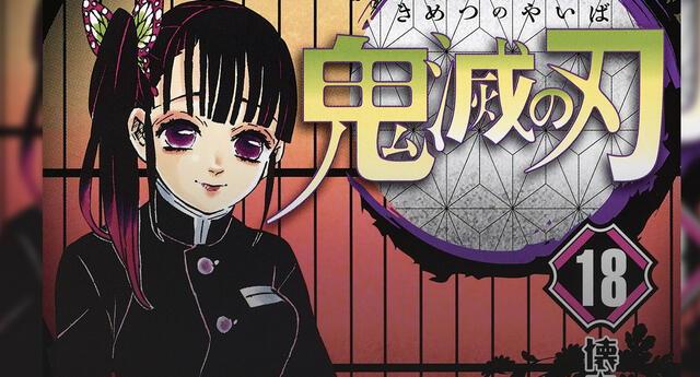 """Kimetsu no Yaiba es oficialmente el nuevo """"Rey del manga"""""""