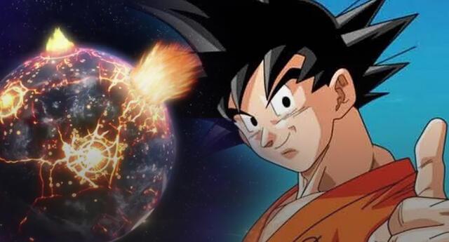 Dragon Ball: Estas son las veces que Goku casi destruye la tierra y el universo