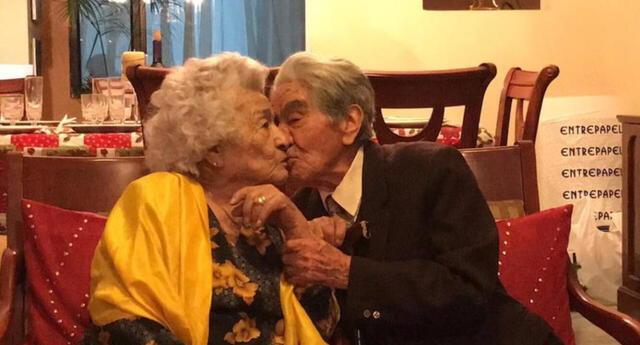 La muerte separa a la pareja más duradera del mundo y las redes sociales lamentan la pérdida