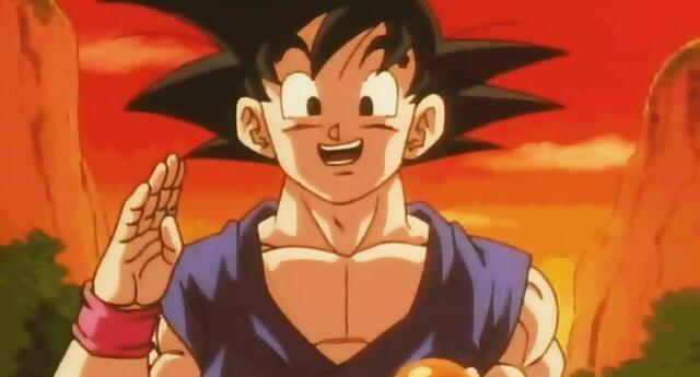 La muerte definitiva de Goku.