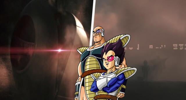 Dragon Ball Z en CGI : Así se vería la llegada de los saiyan en formato anime digital