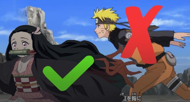¿Adiós al correr como Naruto? Parece que correr como Nezuko es la nueva moda