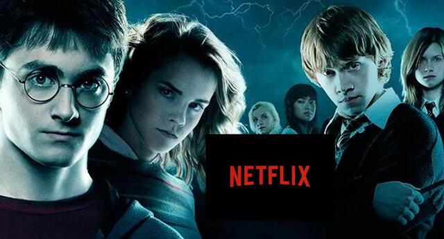 Harry Potter abandona Netflix y fans dicen que se irán a Disney Plus como venganza