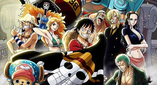 El final de One Piece fue revelado a un niño.