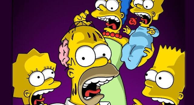 The Simpsons: Night of the Living Treehouse of Horror.