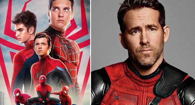 ¿Tobey Maguire, Andrew Garfield y Ryan Reynolds se unirán al MCU?