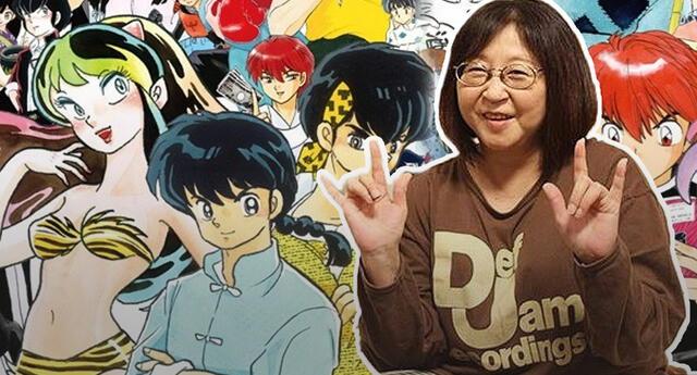 Rumiko Takahashi recibirá distinguido premio por parte del Gobierno japonés