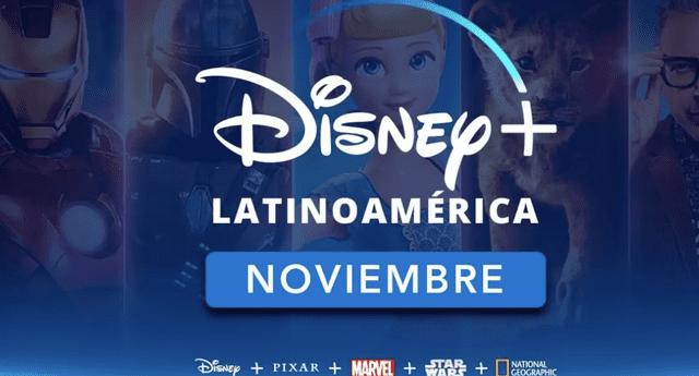 Disney Plus: ¿Cuánto cuesta en Perú y otro países de Latinoamérica?