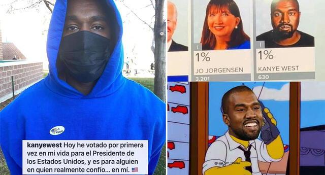 Kanye West en las elecciones de EEUU.