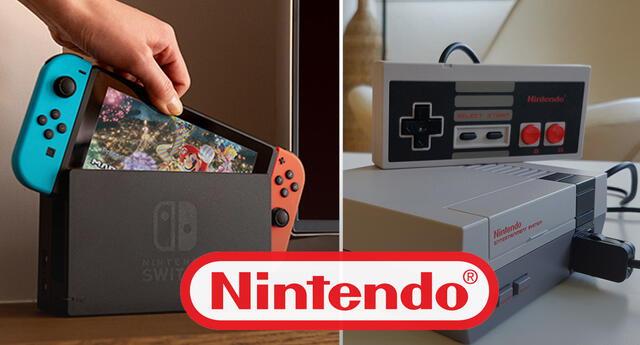 ¡El futuro es hoy viejo! Switch supera en ventas mundiales a NES