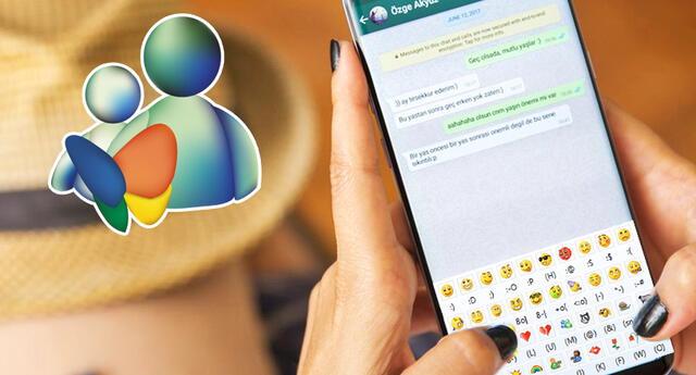 Así puedes tener los antiguos emojis de MSN para WhatsApp.
