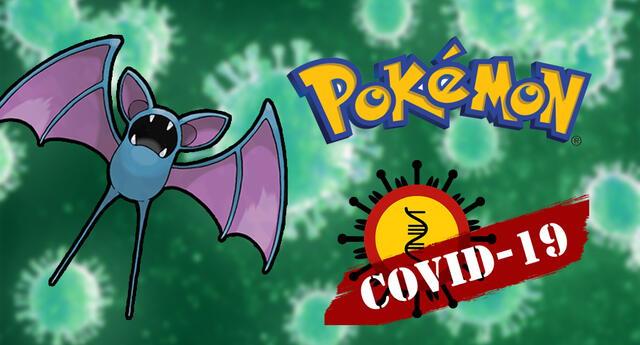 ¿Un pokémon fue el origen de la COVID-19?