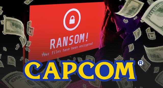 A Capcom le roban información y los amenazan exigiéndoles dinero