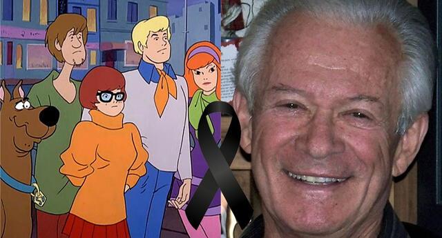El otro co-creador de la serie original de Scooby-Doo ha partido de este mundo y la franquicia se ha quedado sin las personas que la idearon./Fuente: Composición.