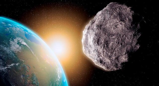 ¿Hasta cuándo 2020? Nasa advirtió que tres asteroides que se dirigen a la Tierra esta semana