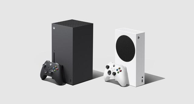 Xbox Series X y Series S, las dos nuevas consolas de videojuegos de Microsoft, inauguran la nueva generación de la industria./Fuente: Xbox.