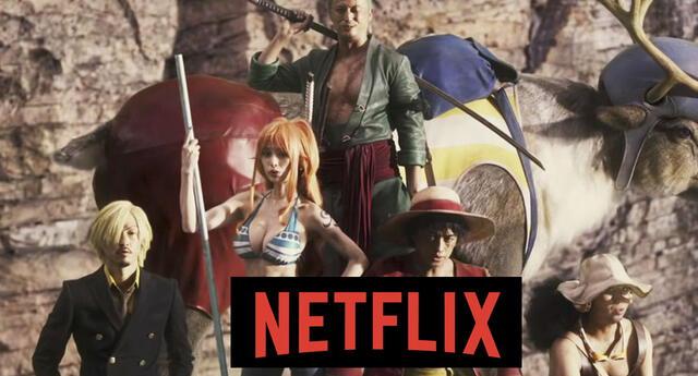 One Piece: Se filtra imagen de la película live action de Netflix