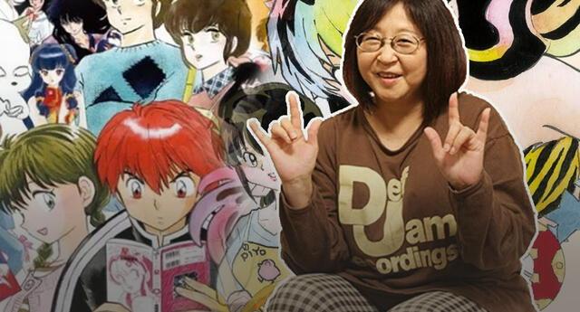 Estos son los mangas que impactaron a Rumiko Takahashi creadora de Inuyasha