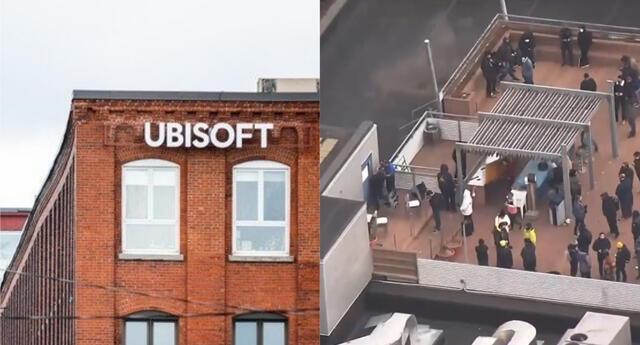 Las oficinas de la compañia desarrolladora de videojuegos en Montreal, Canadá, vivieron momentos de absoluto terror ante la posibilidad de un secuestro./Fuente: Composición.