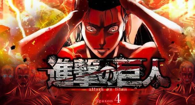 Shingeki no Kyojin: Fuentes informan cuantos capítulos tendrá la temporada final
