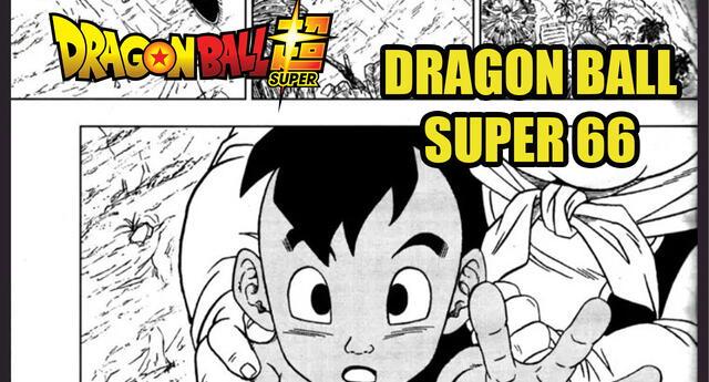 Dragon Ball Super : Filtraciones revelan que Uub aparece en el último capítulo