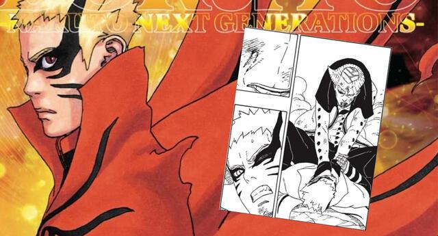 Boruto 52 : ¿Naruto terminó muriendo en el último capítulo del manga?