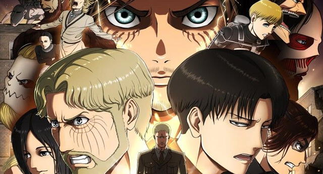 Shingeki no Kyojin Temporada Final: Estas son todas las novedades que tiene esta serie para los fans