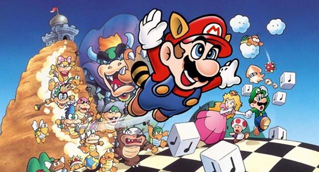 La copia de Super Mario Bros. 3 pertenecía a una rara edición de lanzamiento y se encontraba en perfectas condiciones./Fuente: Nintendo.