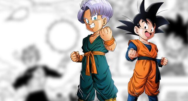 Dragon Ball Super reveló los nuevos uniformes de combate de Goten y Trunks