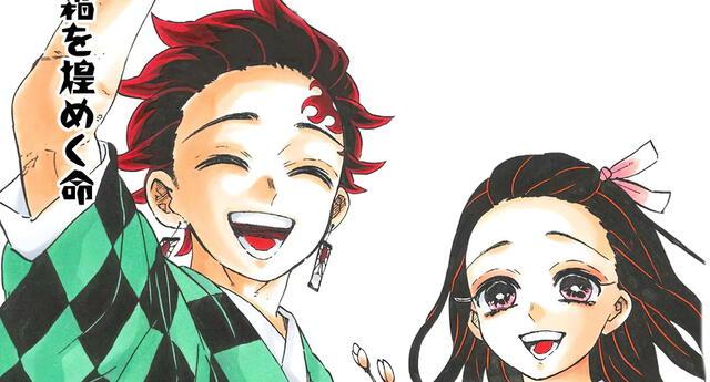 Kimetsu no Yaiba: Autora del manga regresa con nuevo material para el final del manga