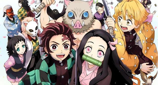 ¡Aplastante victoria! Kimetsu no Yaiba arrasa con el ranking anual de tomos de manga más vendidos