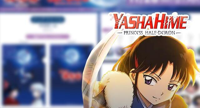 Hanyo no Yashahime: Estas son las nuevas mercancías que todo fan de Inuyasha debe tener