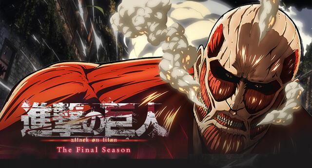 Shingeki no Kyojin Temporada Final: Los titanes serán animados con CGI ¿Será un éxito o un fracaso?