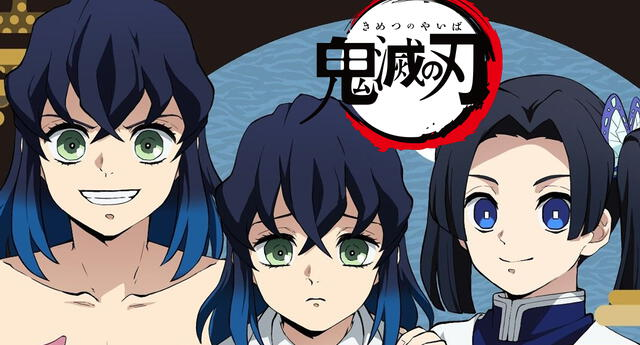 Kimetsu no Yaiba: Se reveló en extras del manga como nació el amor de Inosuke y Aoi