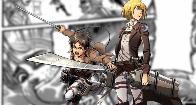 Shingeki no Kyojin: Spoilers del manga 135 hacen tendencia a Armin - Fans temen su muerte