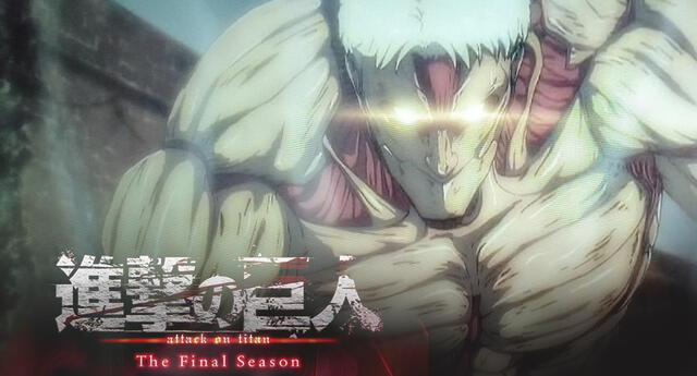 Shingeki no Kyojin temporada final: Se confirma que no se adaptará toda la historia