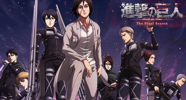 Shingeki no Kyojin Temporada Final: Filtraciones del segundo capítulo de la serie