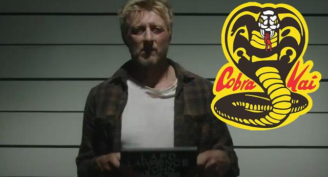 Cobra Kai: Nuevo teaser para la tercera temporada nos revela el futuro de Johny Lawrence