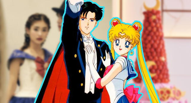 La boda que todo fan de Sailor Moon quiere tener ya es una realidad