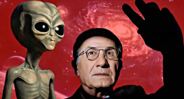 Los extraterrestres y las federaciones galácticas existen, afirma Haim Eshed.