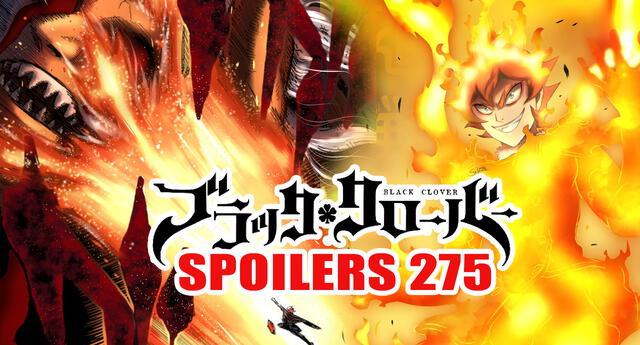 Black Clover 275 Spoilers: Mereoleona consigue una nueva técnica y la sangrienta batalla inicia