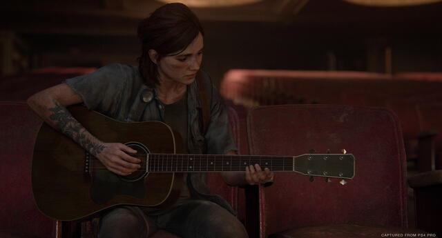 The Last of Us Part II nos cuenta la sangrienta historia de Ellie quien emprende un viaje con el afán de saciar su sed de venganza./Fuente: PlayStation.