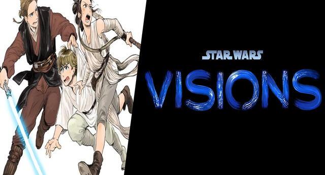 Star Wars anuncia su propio anime y nadie lo puede creer ¿le ganará  a los  de Japón?
