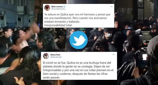 Denuncian conciertos callejeros en jirón Quilca.