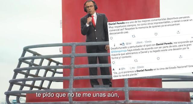 Críticas y malestar ante vídeo donde Daniel Peredo reapareció digitalmente | Aseguran que es