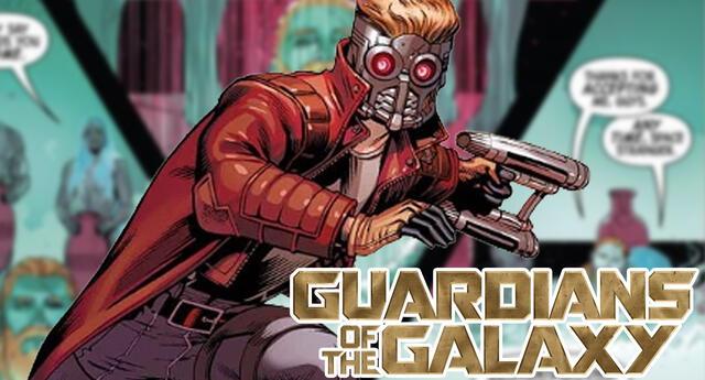 ¿Star Lord es bisexual? Una nueva escena genera reacciones en los fan de Marvel